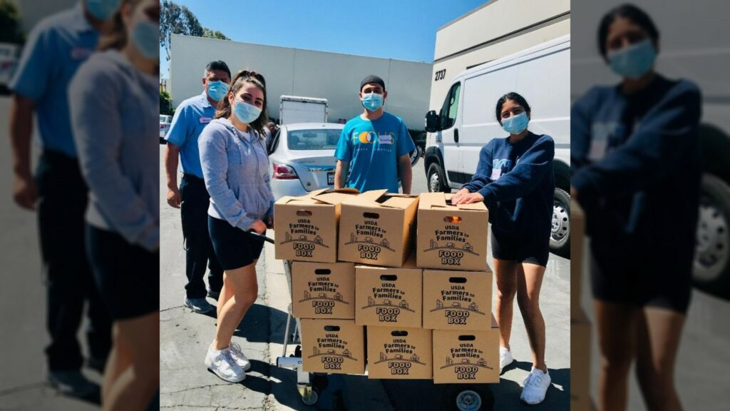 FOCUS SoCal News for September 8, 2021 Food Distribution Volunteer Opportunities